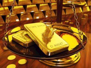 Gold bleibt gefährlich nahe an der Marke von 2019 und wird unter $ 1280 gehandelt