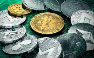 Bitcoin und Altcoins registrieren Gewinne