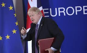 Entscheidende Handelsgespräche zwischen der EU und Großbritannien, Emergency Stimulus Package Talk in Großbritannien